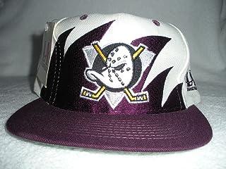 3254847c5763f Anaheim Mighty Ducks Vintage Sharktooth Snapback Hat