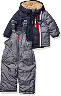 Boys' 2-Piece Snow Pant & Jacket Snowsuit