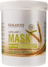 Salerm Cosmetics Wheat Germ Hair Mask Mascarilla - 1000 ml