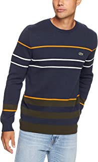 Lacoste Men's Multi Stripe Knit