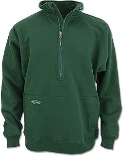 Arborwear Men's Double Thick 1/2 Zip Sweatshirt
