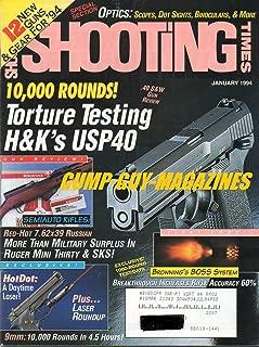 Shooting Times January 1994