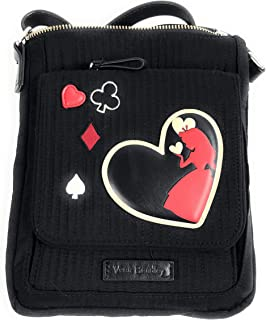 Disney Parks Alice in Wonderland Painting the Roses Red Mini Bag