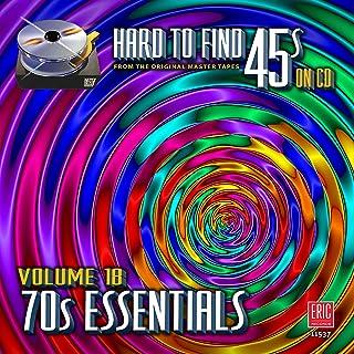 Hard To Find 45S On Cd, Volume 18 70S Essentials