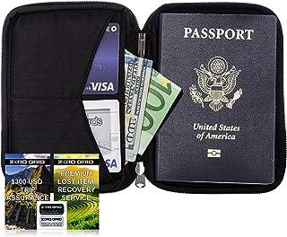 Best credit card passport wallet Reviews