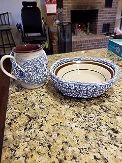 Bowl and mug cozy set