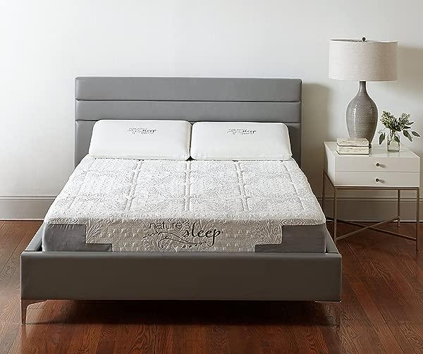 Nature S Sleep Quilted 10 Gel Memory Foam Mattress Twin