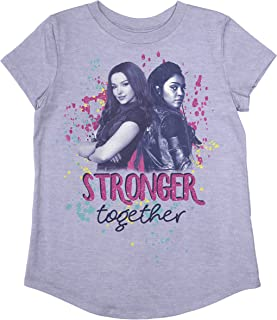 Jumping Beans Girls 4-12 Descendants Stronger Together Graphic Tee