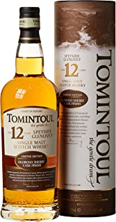 Tomintoul 12 Years Old Oloroso Cask mit Geschenkverpackung Whisky 1 x 0.7 l