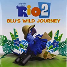 'Rio 2: Blu's Wild Journey'' hardback book by Kohls