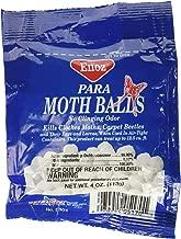 Enoz Original Moth Balls, 4 oz Each, 4 Pack (E38)