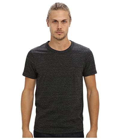 Alternative S/S Crew Tee (Eco Black) Men