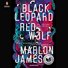 Black Leopard, Red Wolf: The Dark Star Trilogy, Book 1