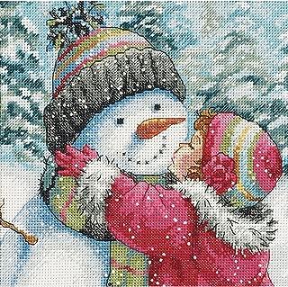 Best snowman cross stitch Reviews