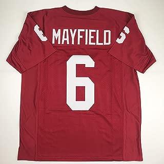 oklahoma mayfield jersey