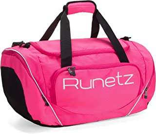 Gym Bag for Women and Men - Ideal Workout Overnight Weekend Bag - Sport Duffle Bag - Large Size, 20