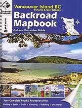 Vancouver Island BC, Victoria & Gulf Islands (Backroad Mapbooks)
