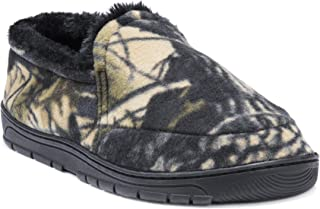 Mens Camouflage Espadrille Slippers