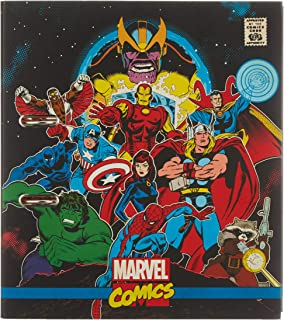 Erik® - Classeur à levier Marvel Comics Avengers   Classeur A4   Fournitures Scolaires, Fournitures de Bureau