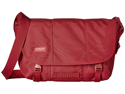 Timbuk2 Classic Messenger Small (Collegiate Red) Messenger Bags
