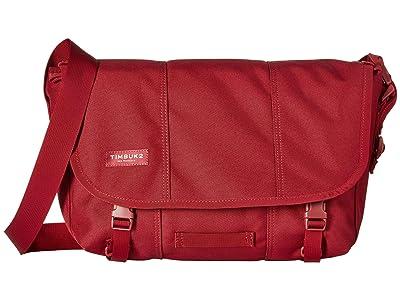 Timbuk2 Classic Messenger Small (Collegiate Red) Messenger Bags