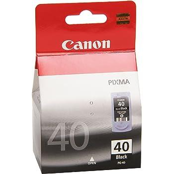 1 NERO Compatibili Remanufactured Cartuccia Sostituire Per CANON PG-40 Matsuro Originale