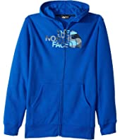 The North Face Kids Logowear Full Zip Hoodie (Little Kids/Big Kids)