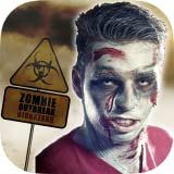 ZombieFaced - The Zombie Face Maker Booth With Scary Images for Halloween