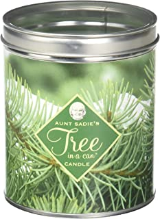 Aunt Sadies 1102 Candles Boughs, Famous Pine, Tree-in-a-Can, 4 by 3.25-inches
