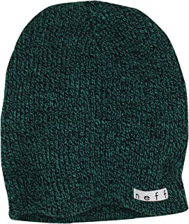 5a7ca2f8aae0c9 FREE Shipping on eligible orders. Neff Daily Heather Beanie Hat for Men and  Women