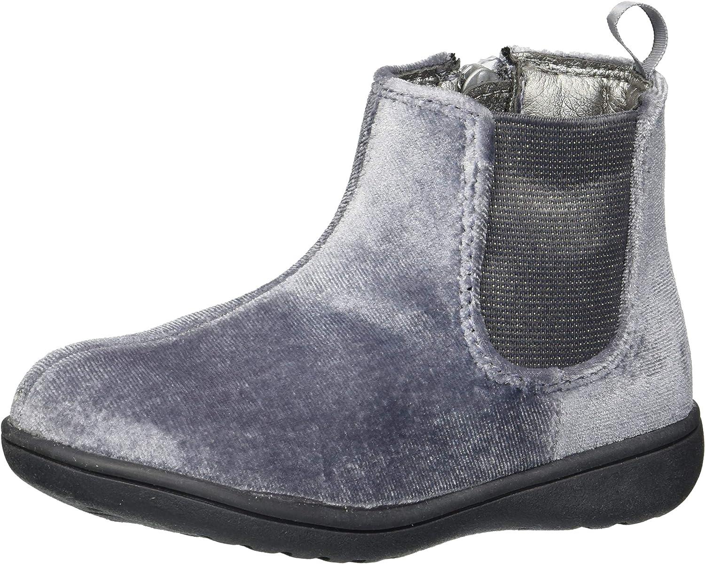 Carter's Unisex-Child Girl's France2 Ankle Velvet Store Grey Boot Max 85% OFF