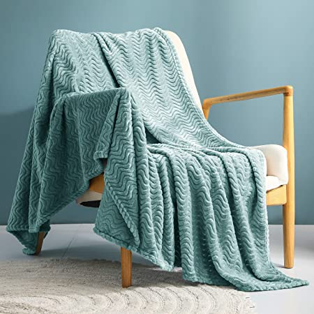 The TeQuiLLa SuNriSe handmade fleece blanket by JAX is a beautiful throw w 3 size options avaliable A great gift idea or home decoration!