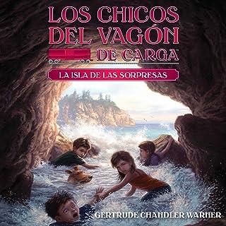 La Isla de las Sorpresas [The Island of Surprises]: The Boxcar Children Mysteries