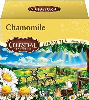 Celestial Seasonings Herbal Tea, Chamomile, 40 Count Box