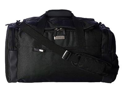 Kenneth Cole Reaction 21 RFID Travel Duffel (Pindot Charcoal) Duffel Bags