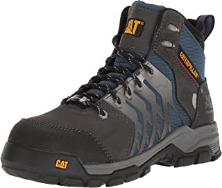 Caterpillar Men's Induction Waterproof Nano Toe Med...