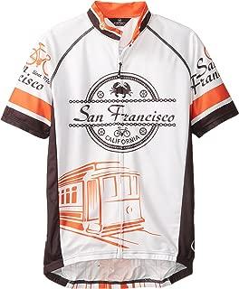 CANARI Men's Souvenir Cycling/Biking Jersey