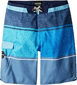 Rip Curl Kids - First Point Boardshorts (Big Kids)