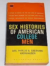 Sex histories of American college men