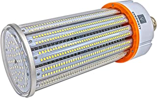150W LED Corn Light Bulb, 800W Equivalent, Large Mogul E39 Base, 21892 Lumens, 5000K, IP64 Waterproof Outdoor Indoor Area Lighting, Replacement for Metal Halide HID, CFL, HPS