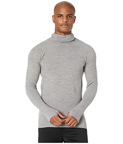 HOLDEN OUTERWEAR Whole Garment Balaclava Top (Heather Gray) Men
