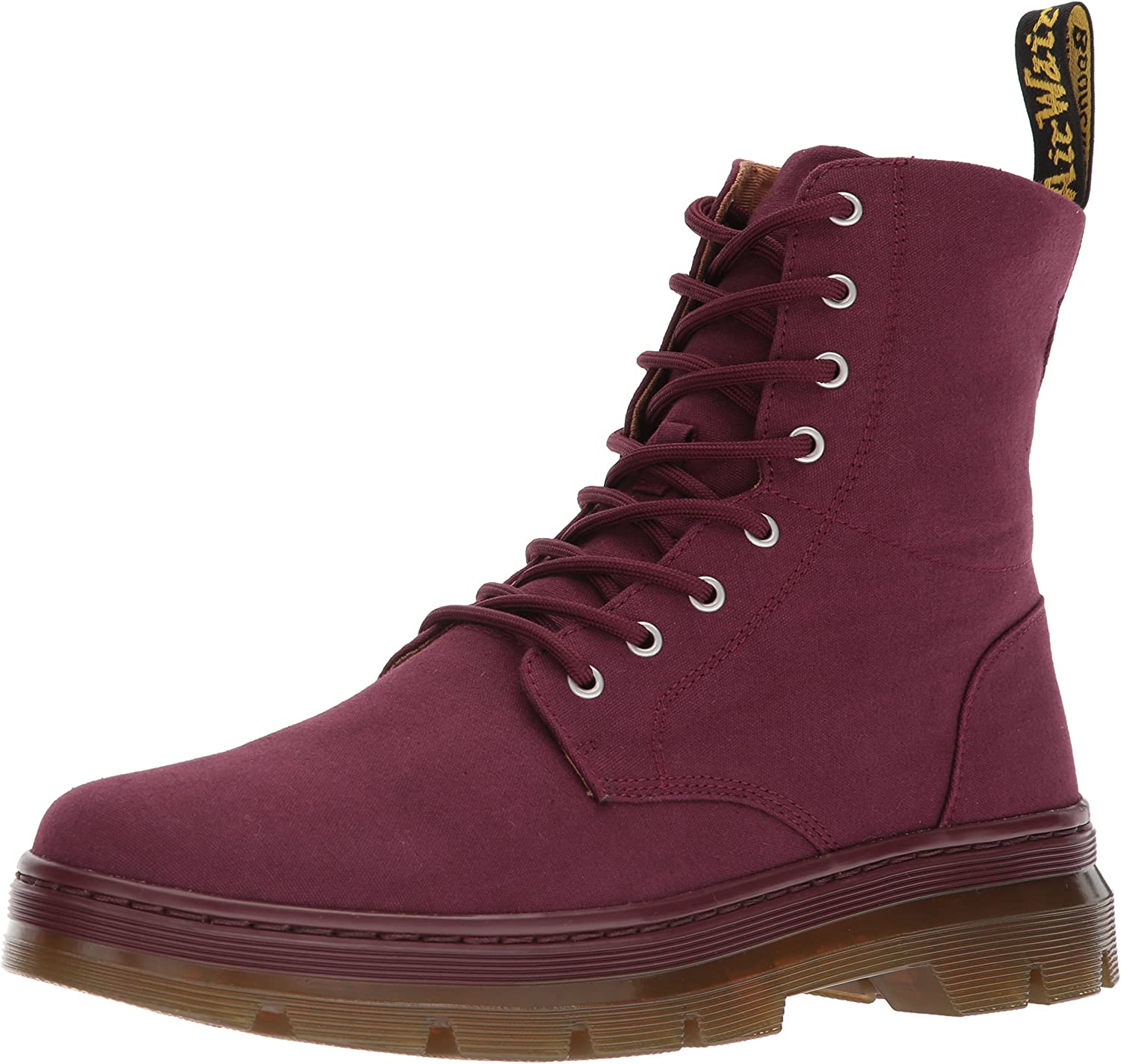 Dr. Martens Combs Canvas Fashion Boot