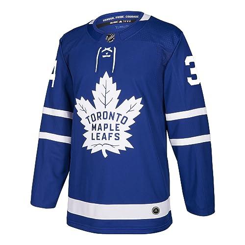 Auston Matthews Toronto Maple Leafs Adidas NHL Men s Authentic Blue Jersey a61b68d2e