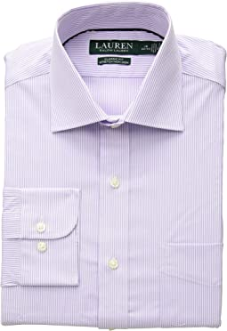 Classic Fit No-Iron Print Warren Dress Shirt