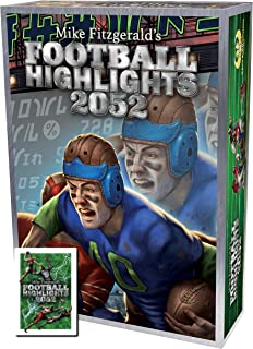 Eagle-Gryphon Games Football Highlights 2052 with Kickstarter Promos
