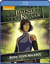 the legend of korra season 4 blu ray