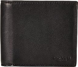 Sport Calf Compact ID Wallet
