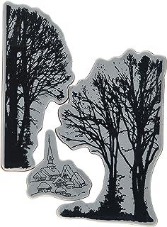 Penny Black Series Slapstick/Cling 40-558 Snowy Village