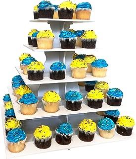 Best pvc cupcake tower Reviews