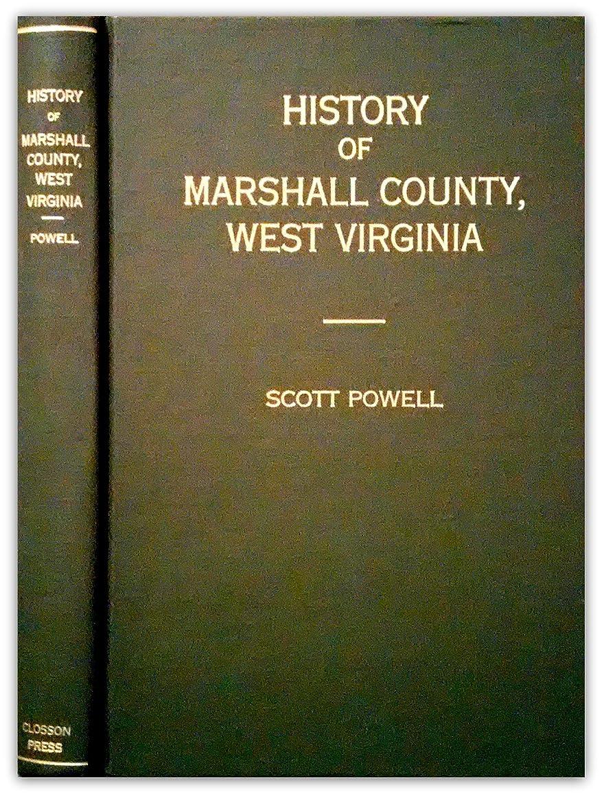 History of Marshall County, West Virginia